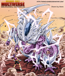 DragonBall Multiverse - King Cold Form6