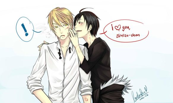 Shizaya: Love-Hate Relationship by LeMonisa
