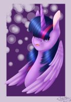 Twilight Sparkle by Wika4007