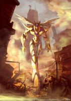Rhaxephon by dreamwave22