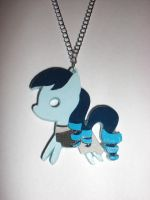 Coloratura Paper Pendant by Bunnygirl2190