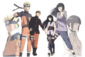 NaruHina The Last Naruto The Movie by AiKawaiiChan