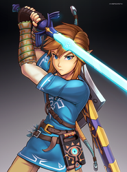 Link (Ultimate) by hybridmink