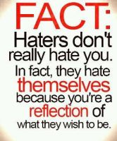 Haters.... by oORoyalWolvesOo