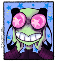 Commission- Happy Em!! by ToxicMelon