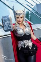 Thor Cosplay SDCC 2014 II by piratesavvy07