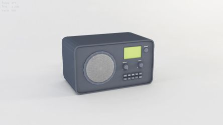 Radio 2 by Akinuri