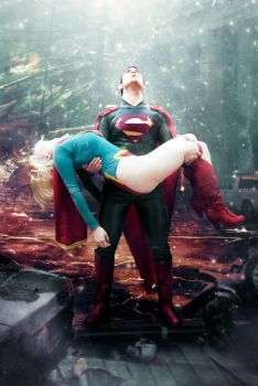 Crisis on Infinite Earths - New 52 Tribute by FioreSofen
