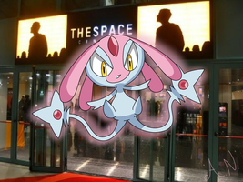 Mesprit at the Space Cinema !