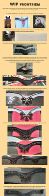 How I made my browband Dutch by Sothyque-X