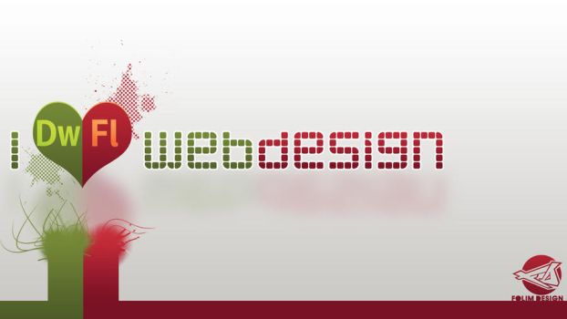 I LOVE WEBDESIGN by FOLiM