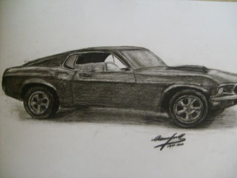 Mustang 69 by sao96