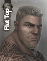 SOTO's Flat Top for GENESIS by HellboySoto