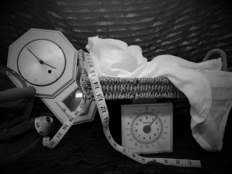The Length and Weight of Time by HotelAtari