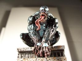 Venom mini statue by Trapjaw