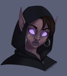 Bust - Imelia by madcarrot