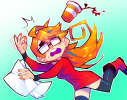 Channel Art 'Streaming Soon' by Krooked-Glasses