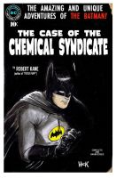 The Case of the Chemical Syndicate paperback cover by RobertHack
