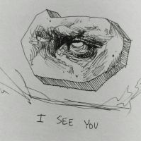 i see you by Bethaleil