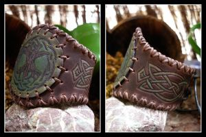 Tree of Life bracer small by morgenland