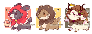 [Guest Artist] Axolgooey Adopts 2[Auction](CLOSED) by kuros-adopts