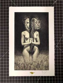 Insides 48 hour print release by Miles-Johnston