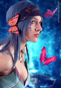 Butterfly Dreams by mishlee