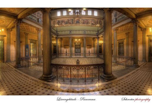 Lions' Hall - MLU Halle No.05 by matze-end