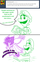 Ask SPM 110_3D counterparts in 'Mario and Luigi' by Chivi-chivik