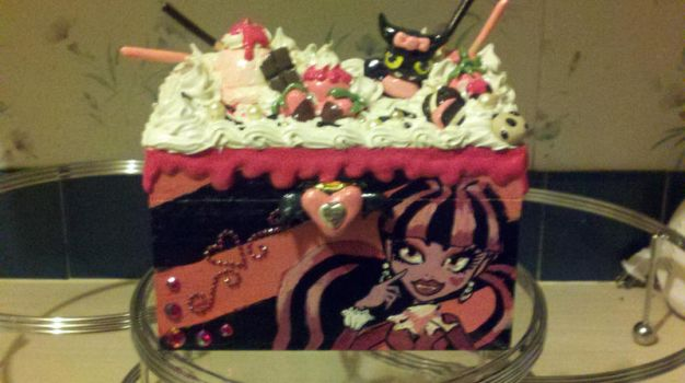 Monster High Deco Box by SweeterThanCandyDeco