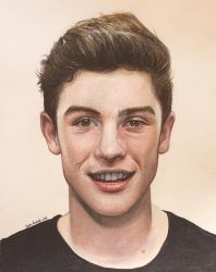 Shawn Mendes by jardc87