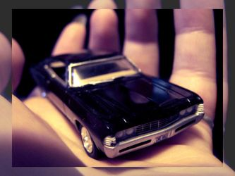 Impala Mini 01 by Pandora-Gold-Photo