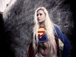 Supergirl 001 by EvenSummer