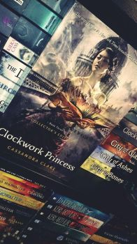 Clockwork Princess ~ by Bookalicious