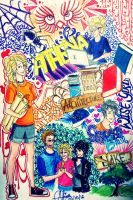 PJATO: All about Annabeth Chase by seanfarislover