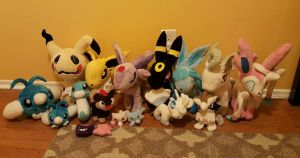handmade plush for sale *mostly discounted* by Kitamon