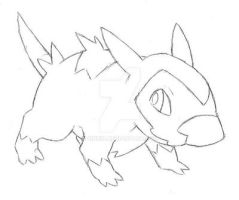 New Fakemon by Kinkid