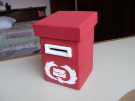 My Postbox by x-ama