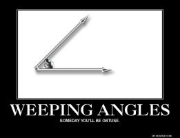 WEEPING ANGLES by MyFavoriteLetterisQ