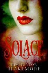** SOLD** Solace Book Cover by DLR-Designs