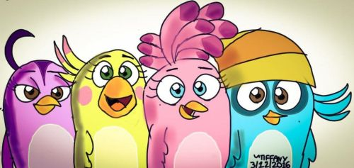 ANGRYBIRDSTIFF 32 1 Stella Poppy Willow And Gale By