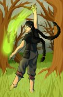 Forest witch by Theplutt97
