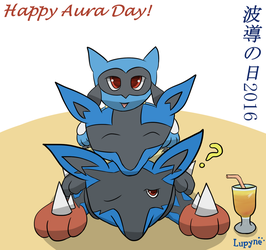 Aura Day 2016: Fluffy Pile by lupyne