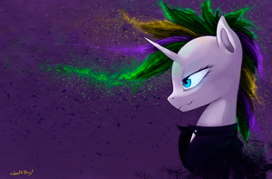 PunkRarity by 1deathPony1