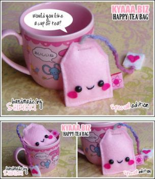 kyaaa.biz - Happy Tea Bag by shiricki