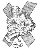 COLOSSUS by stalk
