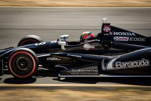 Honda Indy Racing at Sonoma Raceway by BrittainDesigns