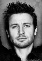 Jeremy Renner / Chris Evans by ThatNordicGuy