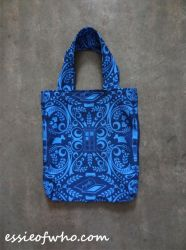 Doctor Who Tote Bag by EssieofWho