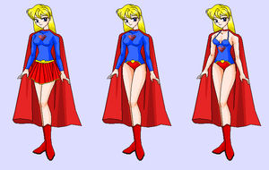 DC Neo- Supergirl by Dinalfos5